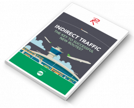 Indirect Traffic: The Key to New Routes? Front Cover