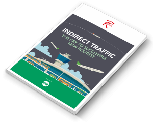 Indirect Traffic: The Key to New Routes?