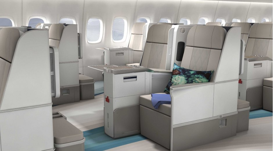 Crystal Luxury Air Seat