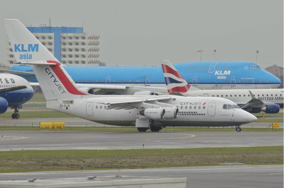 Cityjet KLM