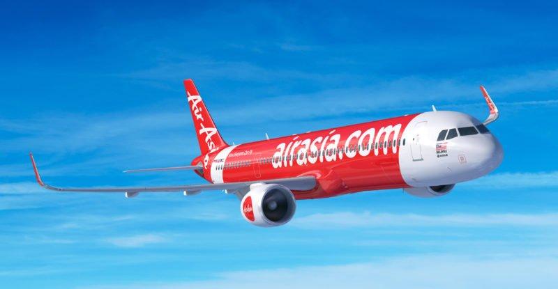 Air Asia A321