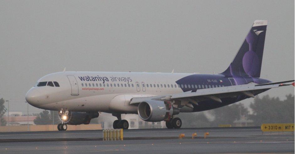 Wataniya A320