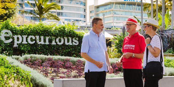 Greeter Brisbane Tours