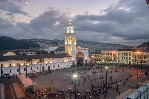 Quito Santo Domingo