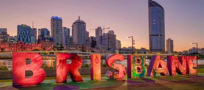 Brisbane Sign