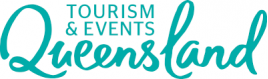 Queensland Tourism Logo New