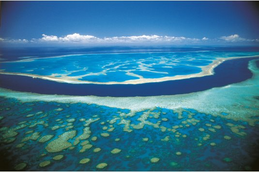 Brisbane - Great Barrier Reef - Queensland