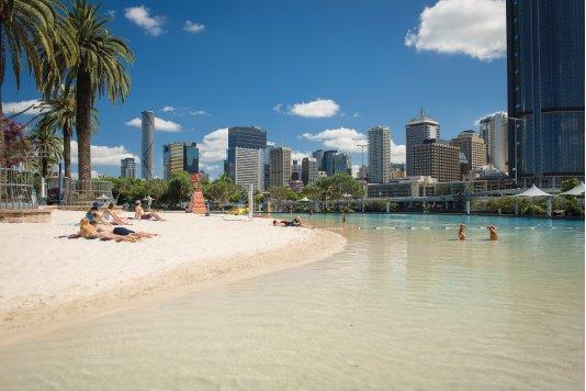 Brisbane South Bank Parklands