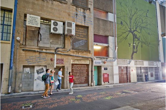 Brisbane Aboriginal history tour