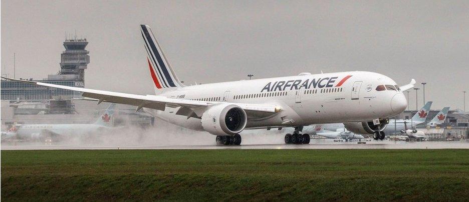 Air France rundown