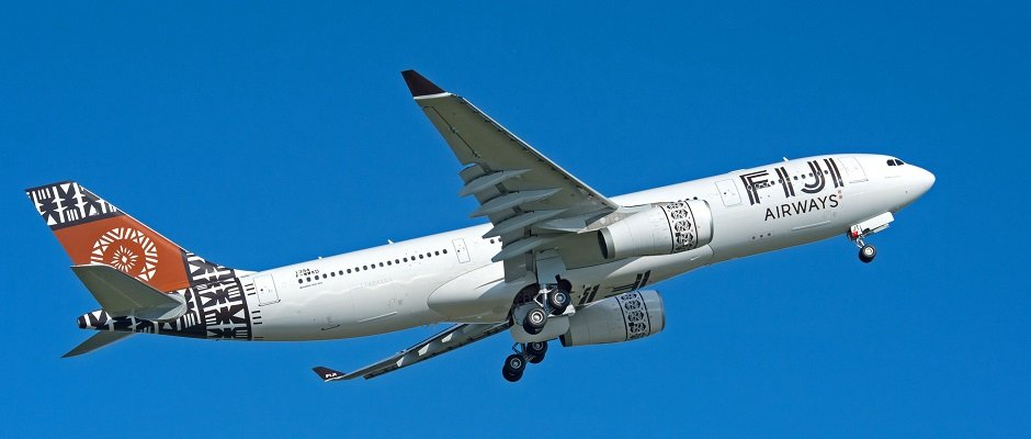 Fiji airways A330-200