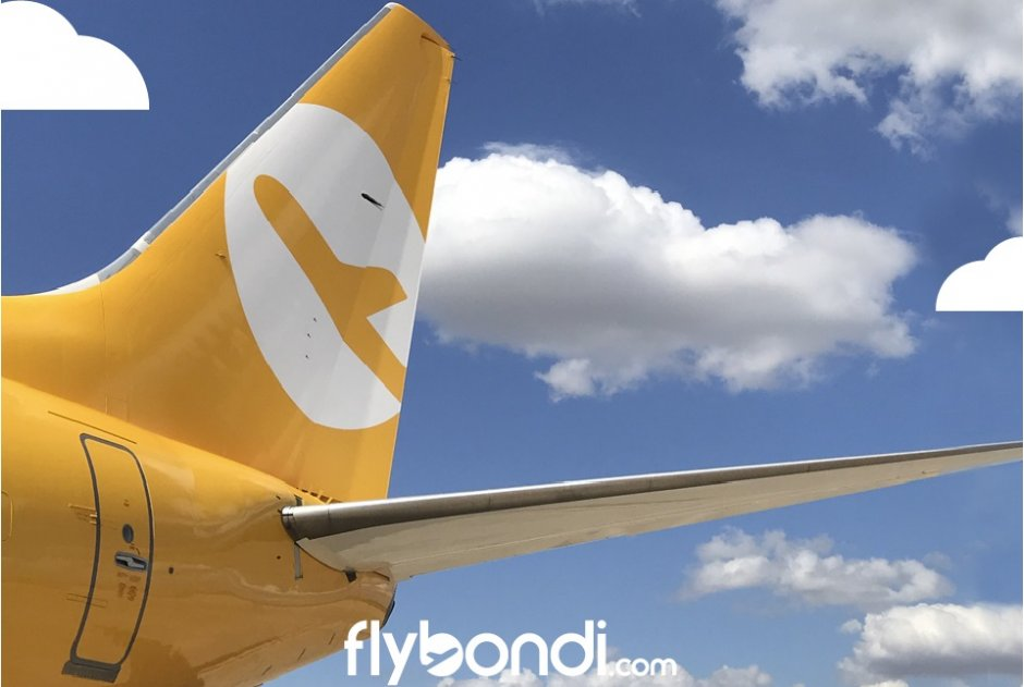 flybondi tail