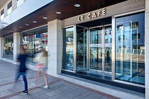 Le cafe official