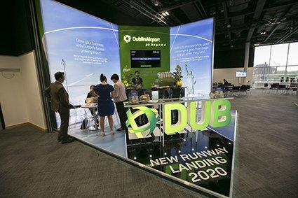 DUB exhibitor