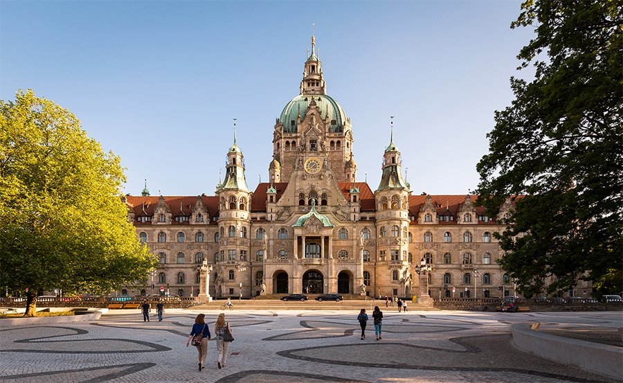 Why Hannover Image