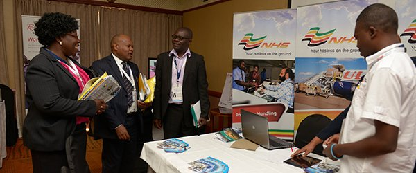 Exhibiting at Routes Africa