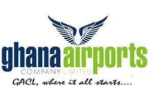 Ghana airports co logo
