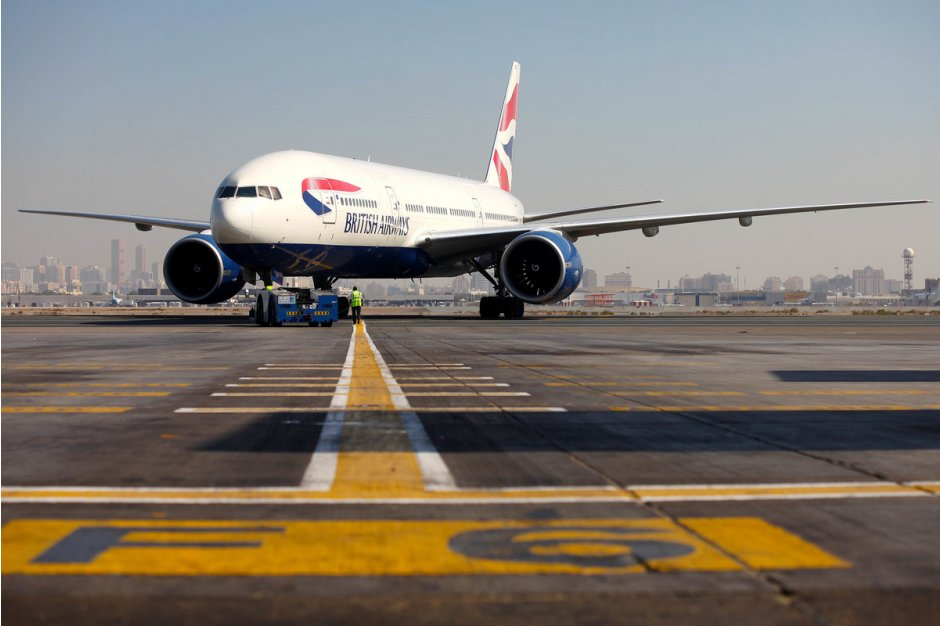 british airways 777–300ER