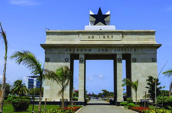Independence Arch v2