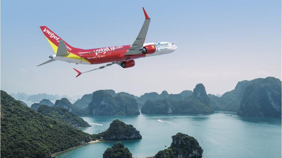 Vietjet 737max order