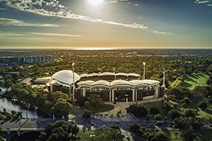 Adelaide Oval new
