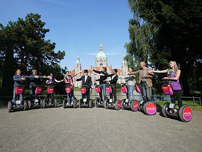 Hannover Segway Tour