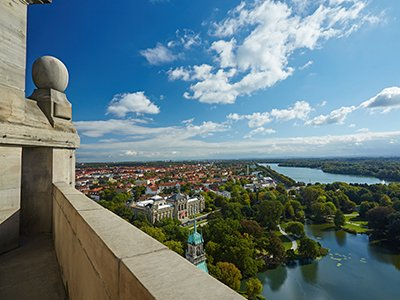 Hannover city - tour