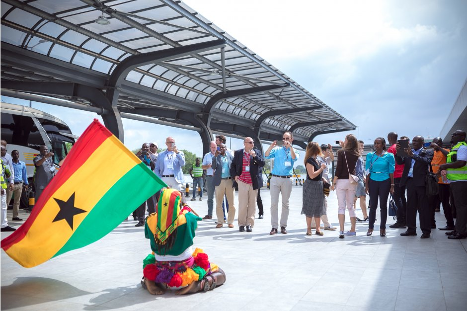 Routes Africa Ghana 2018