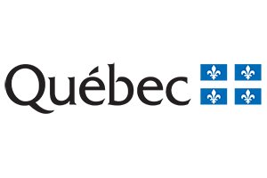 Quebec Flag Logo 300x200