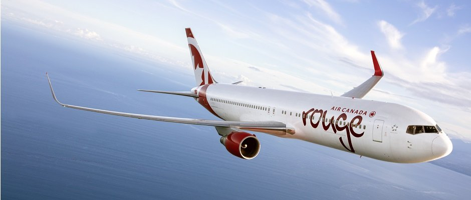 air canada rouge 767 rundown