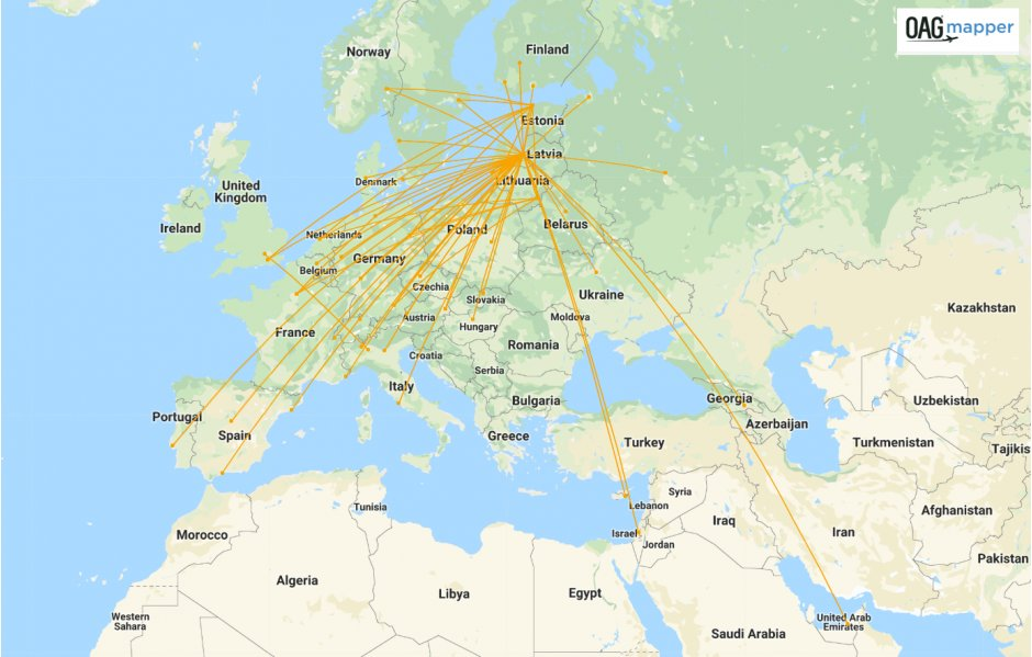 Air baltic international winter 18-19