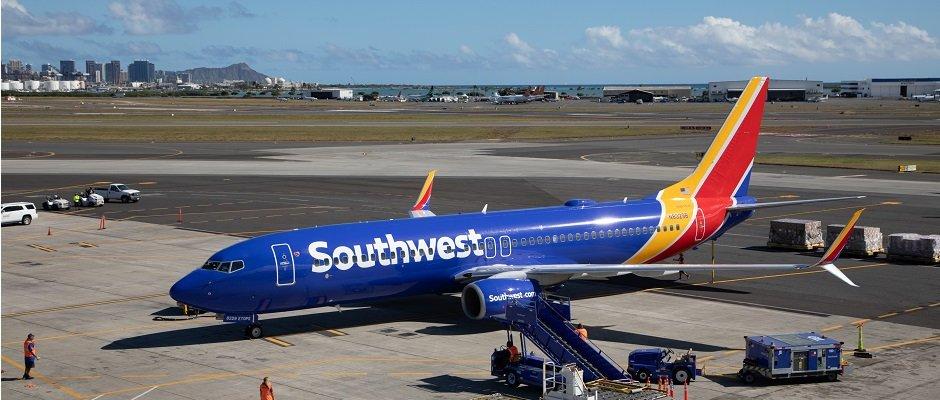 southwest 737-800 rundown