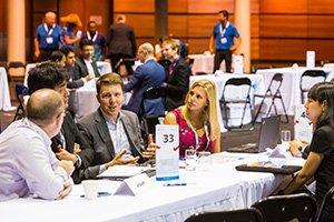 Meetings page - city pair meetings