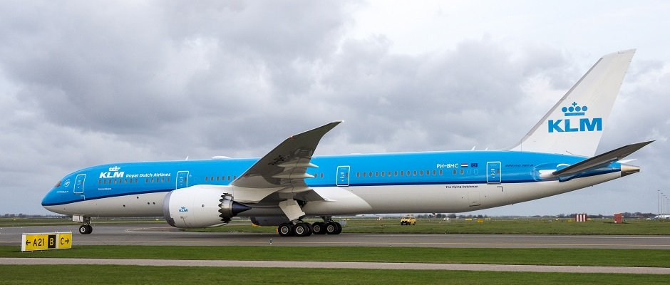 KLM787dreamliner rundown