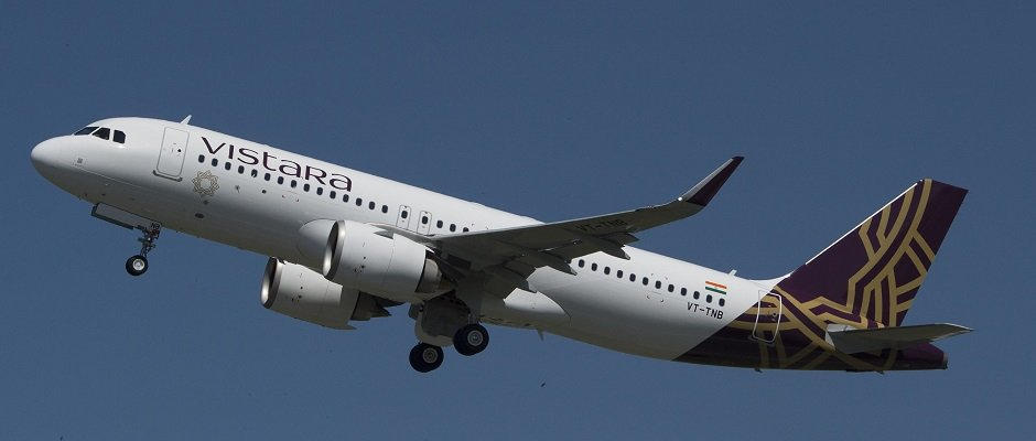 Vistara-A320neo rundown