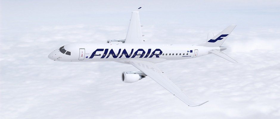 Finnair Embraer 190 rundown