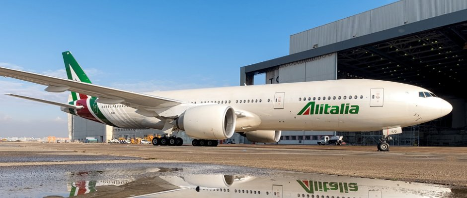 alitalia 777 rundown