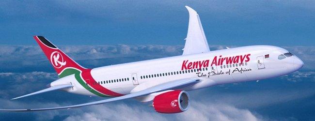 Kenya Airways Official Carrier
