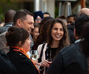 Networking at World