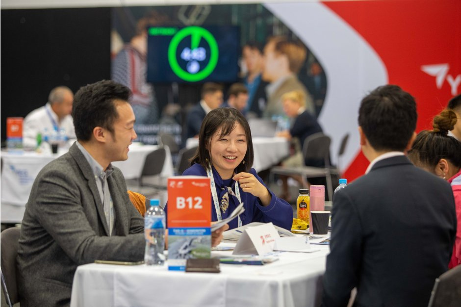 Fast Track Meetings at Routes Asia 2020