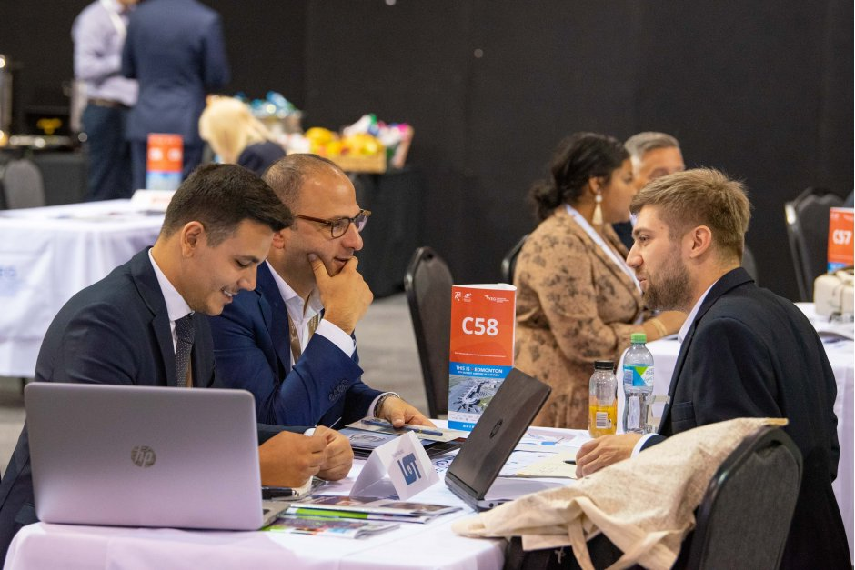 Meet with Airlines at World Routes 2020