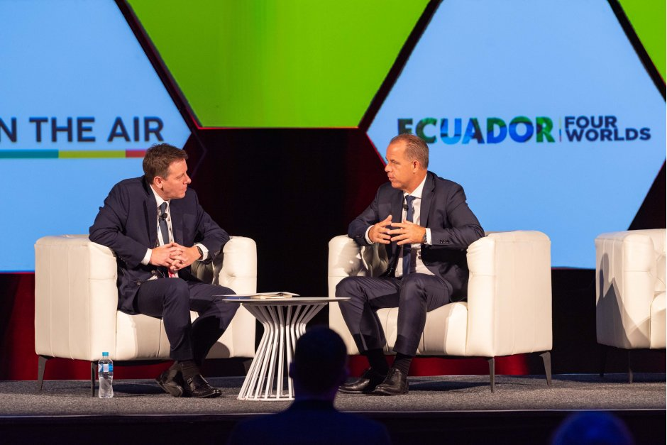 Interview with Airline CEOs at World Routes 2020