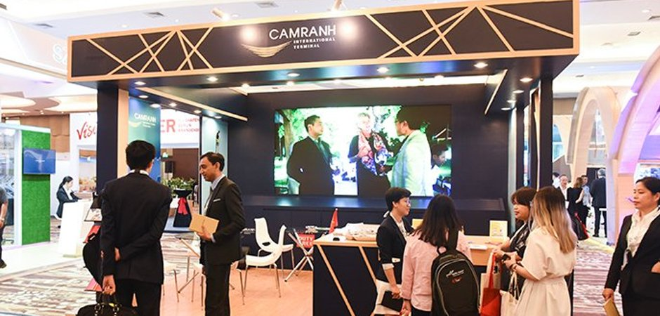 Exhibition at Routes Asia 2020
