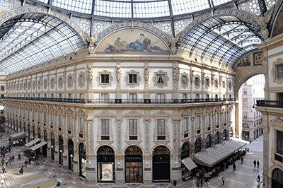 Galleria Vittorio Emanuele © Comune di Milano - 400x266