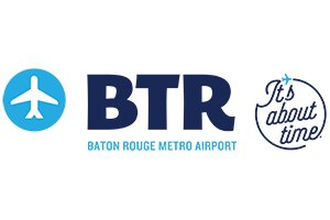Baton Rouge Metro Airport Logo - 300x200