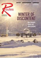 Routes November Cover