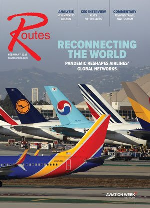 Routes Feb 2021 Cover