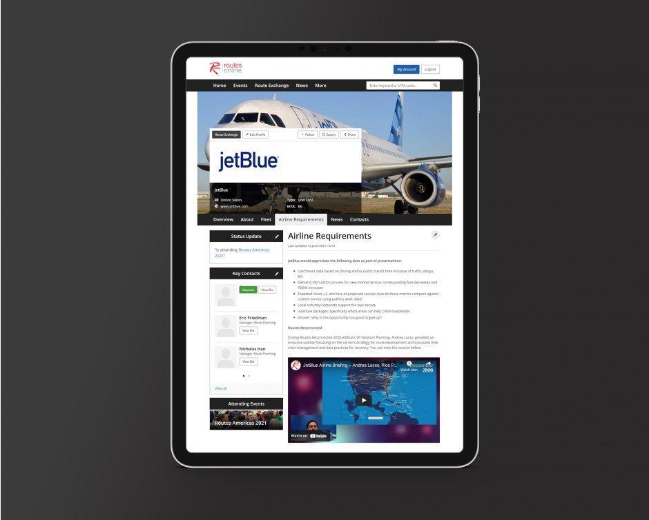 Airline Briefings screenshot
