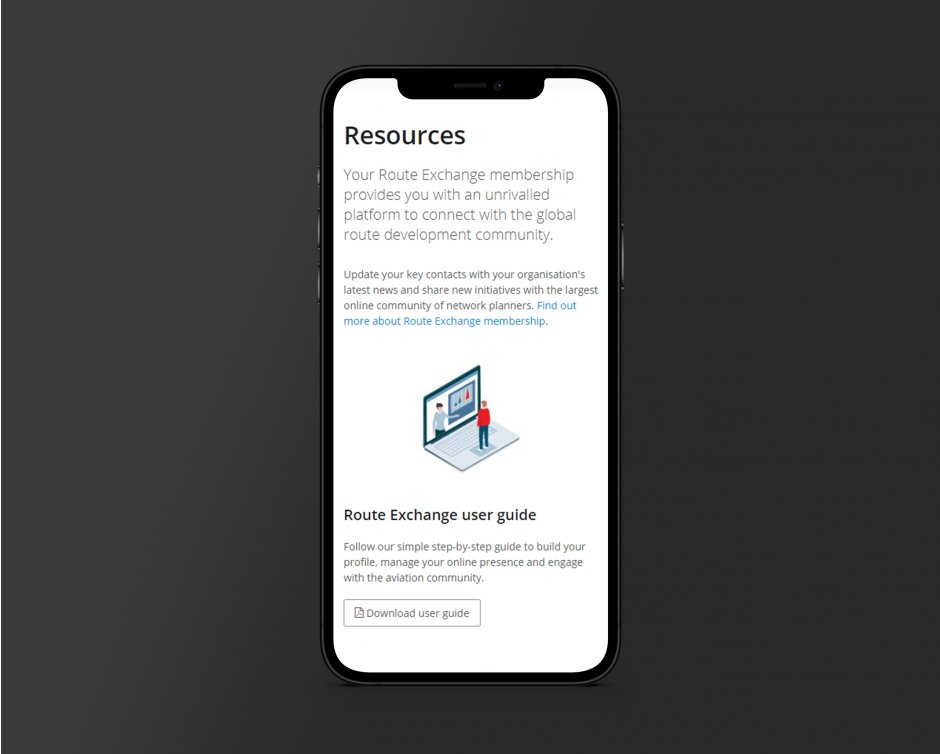 Resources screesnshot