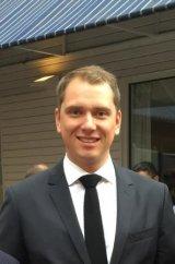 Photo of Marius Jasevicius
